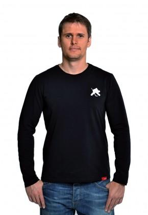 Лонгслив MarkWear Classic Goalie Black