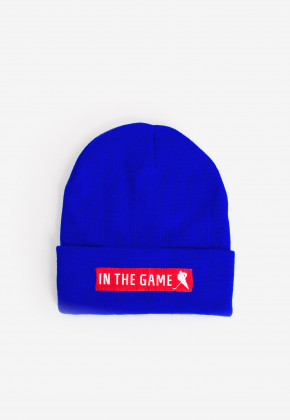 Шапка In the game Blue