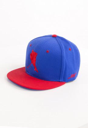 Снепбэк Player BLUE&RED