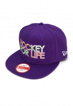 Снепбэк Hockey For Life Purple