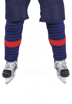 Хоккейные гамаши анатомические (сублимационные)