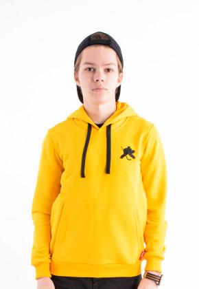 Худи Yellow Goalie Kids
