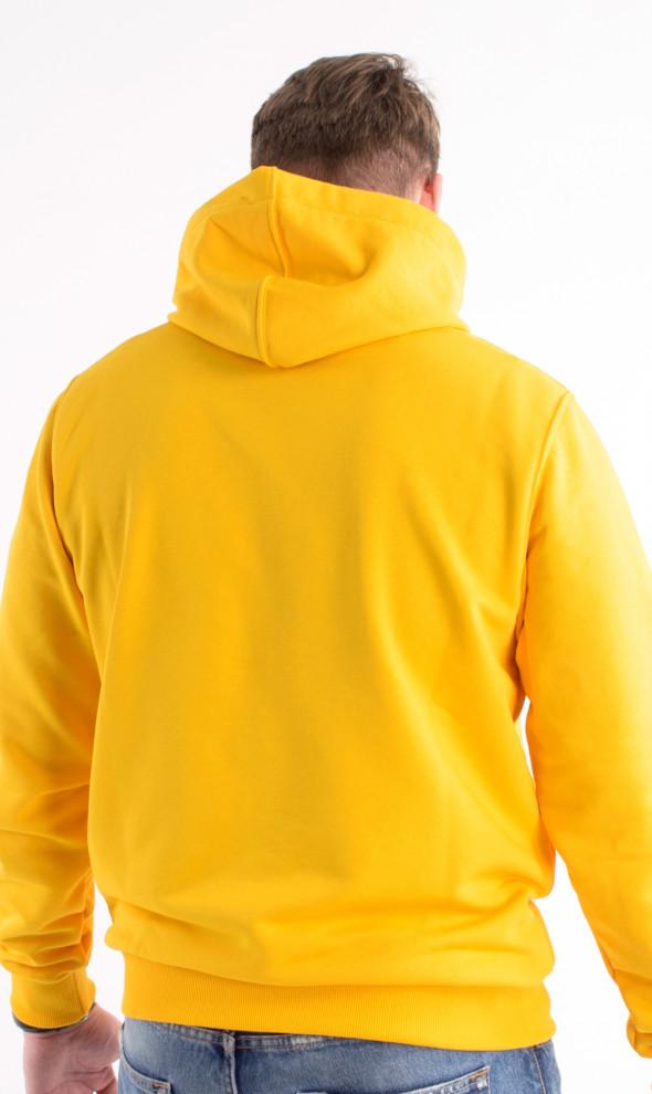 Худи Yellow Goalie