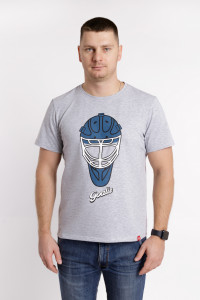 Футболка Goalie Mask Gray