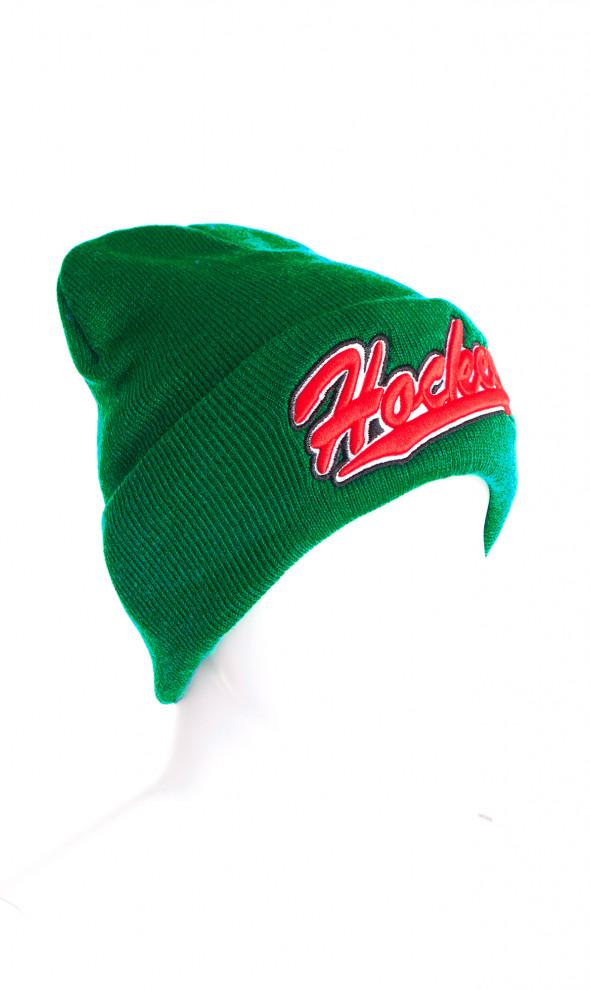 Шапка Hockey Green