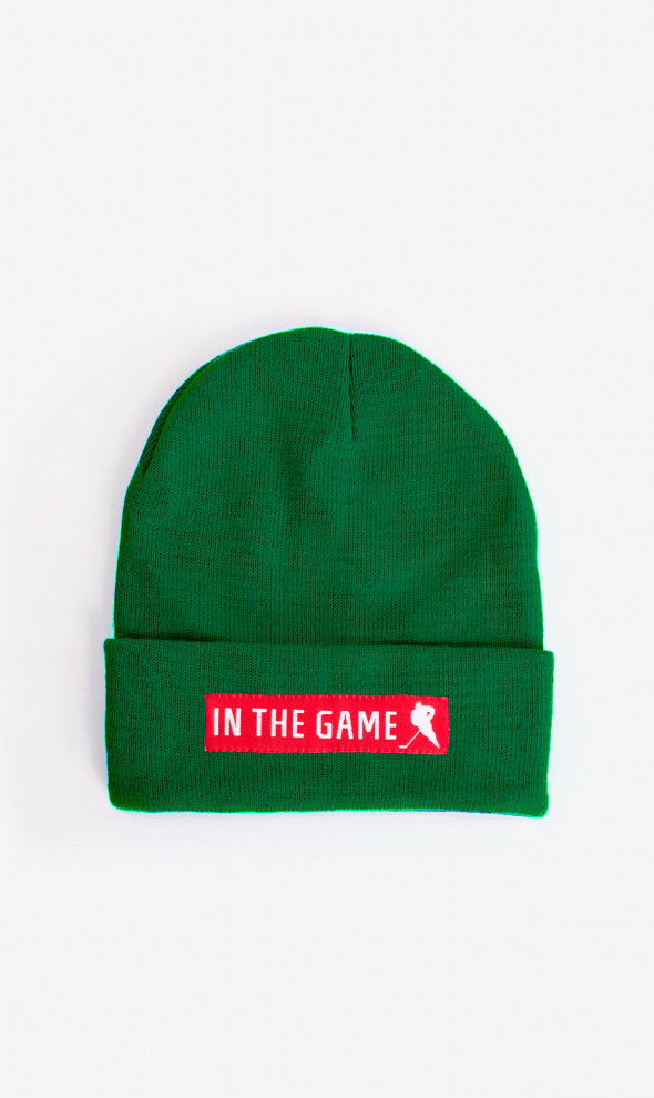 Шапка In the game Green