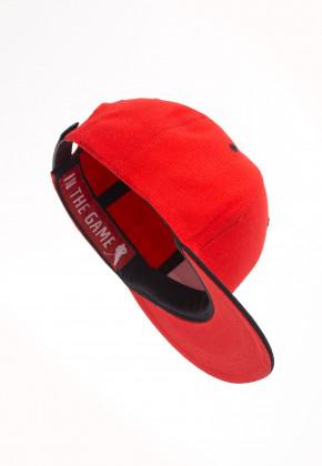 Снепбэк Player RED&BLACK