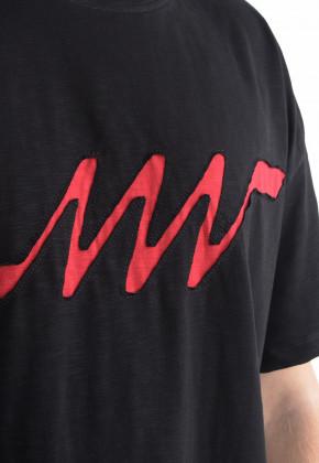 Футболка Mark Wear Pulse Black