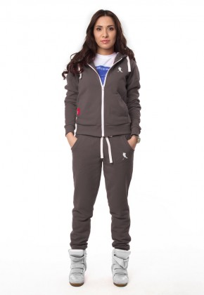 Женский спортивный костюм MarkWear Player Grey