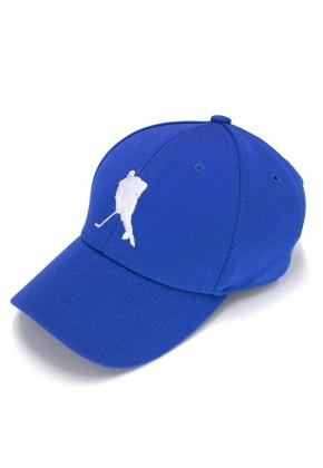 Бейсболка Player Blue
