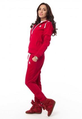 Женский спортивный костюм MarkWear Goalie Red
